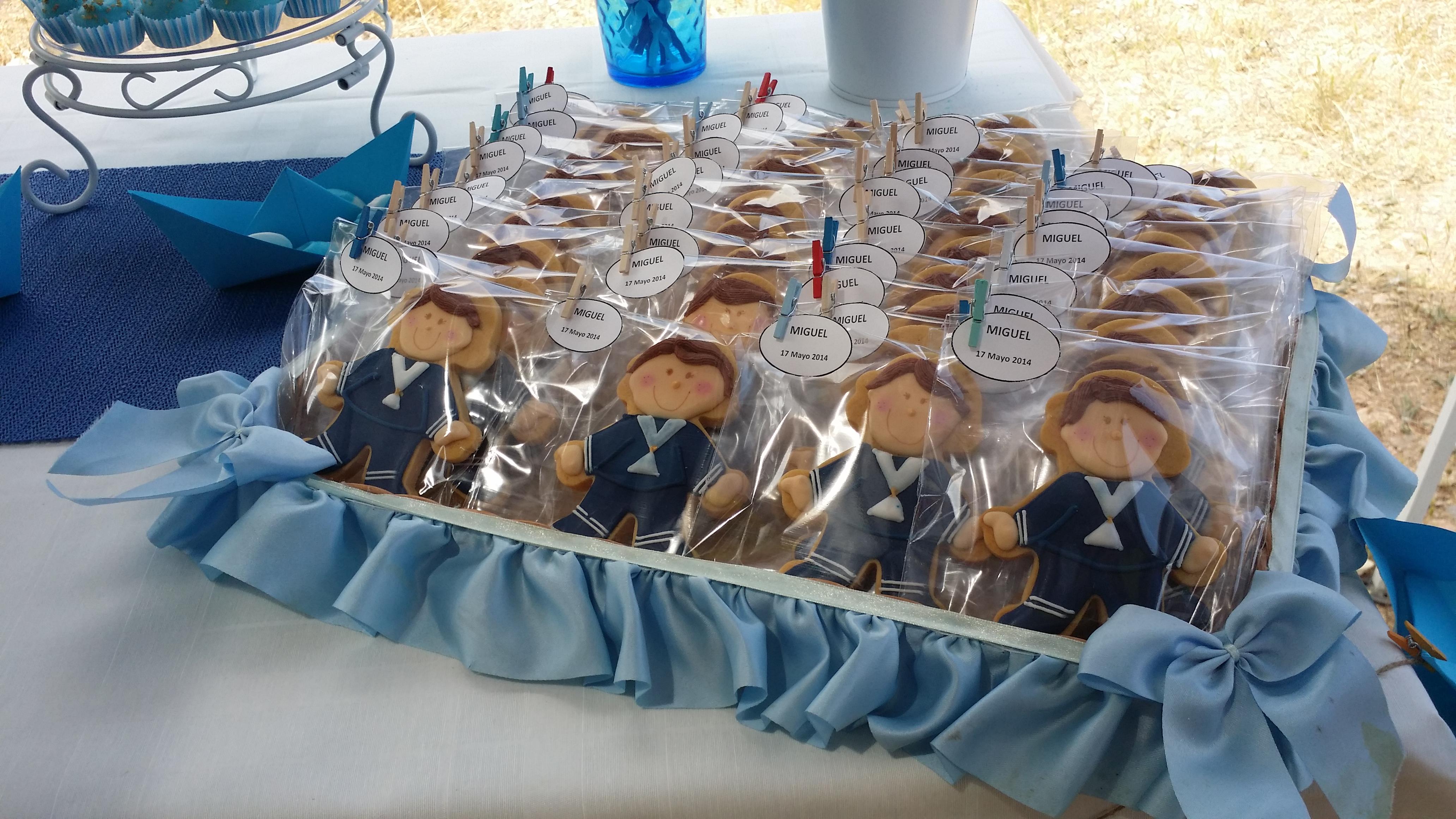 Mesa dulce marinera marlucas for Mesa dulce marinera